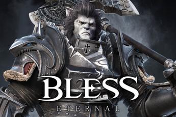 Bless Eternal - Tựa game mobile bom tấn đẹp xuất sắc mới ra mắt