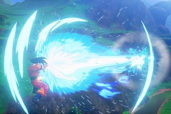 Game nhập vai hay nhất lịch sử Dragon Ball Z hé lộ cấu hình đơn giản, máy sinh viên cùi cũng chiến tốt