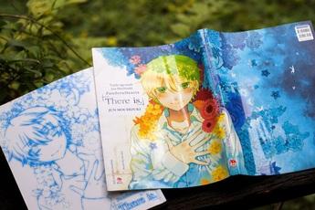 Artbook Pandora Hearts: There is chính thức ra mắt các độc giả tại Việt Nam