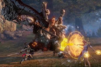 Game Hàn tuyệt đẹp Icarus Online chuẩn bị thử nghiệm lần cuối