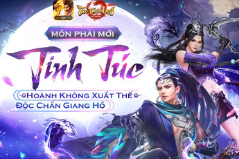 Sau Thiếu Lâm, sẽ có một tà phái sử dụng độc cực kỳ nguy hiểm xuất hiện trong Tân Thiên Long Mobile VNG?