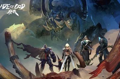 Blade of God, game mobile lấy cảm hứng từ God of War chính thức có bản tiếng Anh, thậm chí có thể tải miễn phí