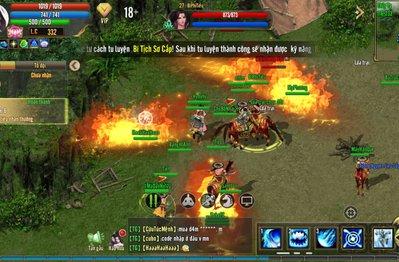 """Không khí game thủ Kiếm Thế ADNX Mobile ngày khai màn Alpha Test - Đông tới mức """"người nhiều hơn quái"""""""
