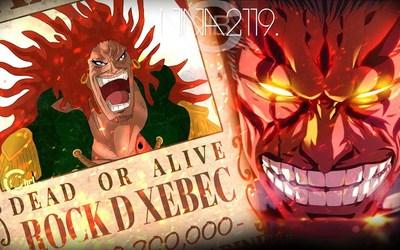One Piece: Sốc! Rocks D. Xebec vẫn còn sống, và sẽ tiếp tục gây nguy hiểm cho thế giới dưới một thân phận khác