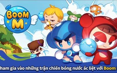 Boom Mobile - Game cực vui gợi nhớ một thời thơ ấu chơi bóng nước tung tóe