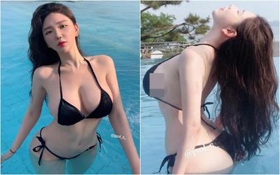 Mặt xinh dáng đẹp, hot girl siêu vòng 3 Hàn Quốc khiến fan sốc nặng khi từ bỏ tất cả để đi du học thạc sĩ