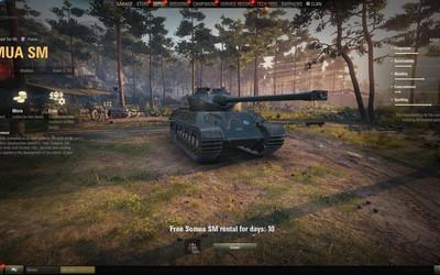 Huyền thoại World of Tanks bất ngờ xuất hiện trên Steam, tải và chơi miễn phí ngay bây giờ