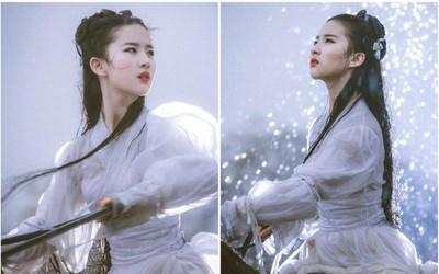 Lưu Diệc Phi suýt bị Tiểu Long Nữ lấy mạng 3 lần, may mắn thoát chết nhưng gặp di chứng tàn tật vĩnh viễn