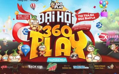 Tây Du Truyền Kỳ sẽ tặng Code 1,8 triệu cho game thủ tại Đại hội 360Play