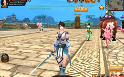Tổng hợp game online PC ra mắt tại Việt Nam tháng 3 vừa qua