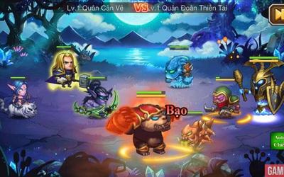 Tổng hợp game mobile đã ra mắt tại Việt Nam trong tháng 5