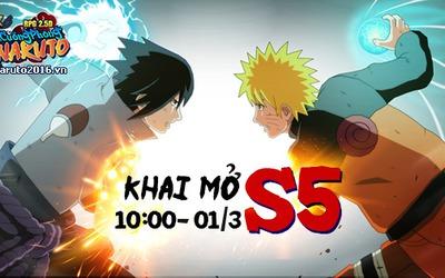 Cuồng Phong Naruto biến giấc mơ siêu Ninja của gamer thành hiện thực