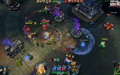 Những game online thể loại MOBA đã và sắp được phát hành tại Việt Nam