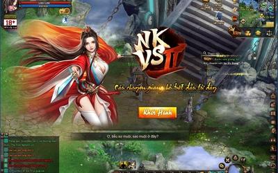 Soi Ngạo Kiếm Vô Song 2 ngày đầu ra mắt tại Việt Nam: Game kiếm hiệp