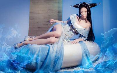 Cosplay Thiện Nữ U Hồn tuyệt đẹp khiến người xem không khỏi khen ngợi