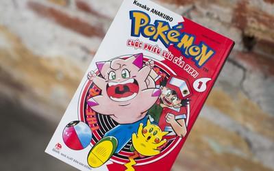 Siêu phẩm tấu hài Pokemon Pippi đã trở lại, hẹn gặp bạn đọc ngay đầu tháng 10 này!