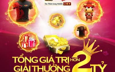 Cộng đồng game thủ Tân Thiên Long Mobile rộn ràng với chuỗi hoạt động đầy ý nghĩa cao đẹp