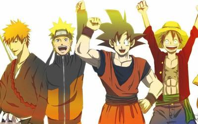 Dragon Ball và sức ảnh hưởng mạnh mẽ tới 3 bộ truyện tranh huyền thoại trong làng manga Nhật Bản