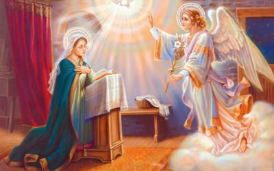 Tổng lãnh thiên thần Gabriel và những câu chuyện ít người biết về ngày Chúa Giáng Sinh