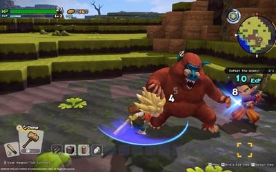 Xuất hiện game đỉnh, kết hợp giữa Dấu Ấn Rồng Thiêng và Minecraft, chơi ngay trên Steam