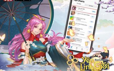 Game thủ Yêu Linh Giới Mobile mê mẩn chuỗi tính năng đặc sắc chuẩn phong cách Nhật Bản