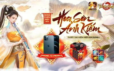 Tân Thiên Long Mobile VNG đầu tư mạnh tay cho phiên bản mới ra mắt 28/7/2021