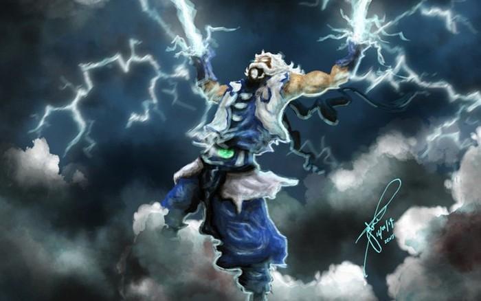 Mini Guide DOTA 2: Zeus - Chúa tể của các vị thần