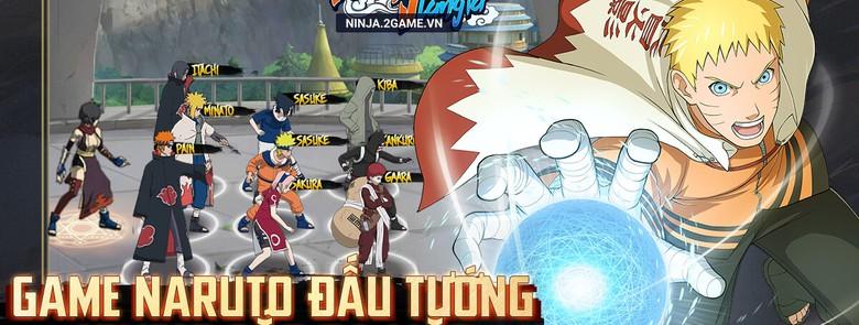 Ninja Làng Lá Mobile